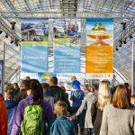 Messe Touristik & Caravaning in Leipzig lockte 60.000 Besucher
