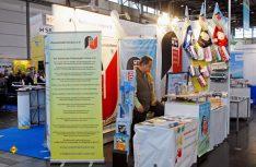 Der Dachverband der Reisemobil-Touristen, die Reisemobil Union informierte in Leipzig. (Foto: det)