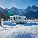 Coole Kombination – Wintersport und Wintercamping