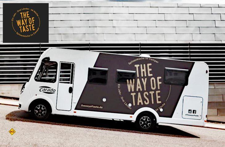"""Unter dem Motto """"Ein Jahr. Drei Länder. 24 Köche."""" hat Carado ein einzigartiges Projekt gestartet: """"The Way of Taste"""". (Foto: Carado)"""