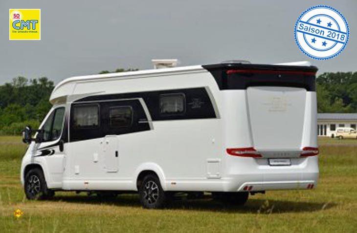Zum 50jährigen Jubiläum stellt Hobby zwei super ausgestattete Jubiläumsmodelle der Optima Premium-Baureihe vor. (Foto: det)