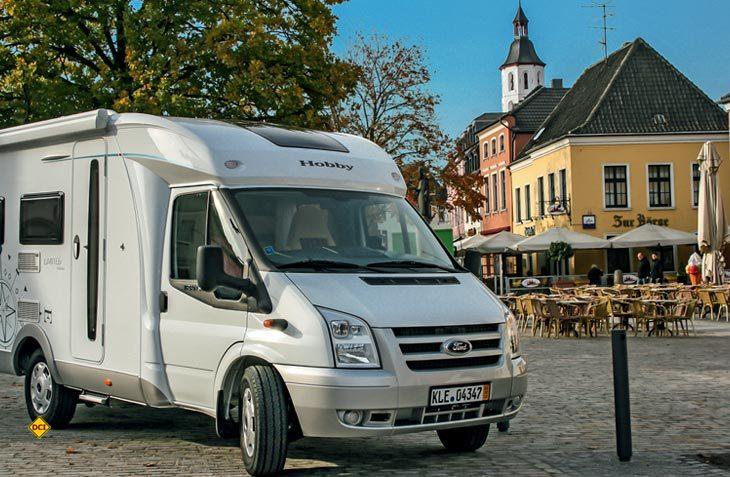 Das Hobby-Kundentreffen 2018 findet am Niederrhein statt. (Foto: Hobby)