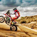 Laika und Honda bei der Dakar 2018 erneut zusammen