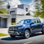 Mercedes-Benz X-Klasse top bei Euro NCAP-Test