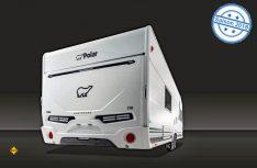 Mit der neuen Modellreihe Customized startet der schwedische Caravan-Hersteller für Ganzjahres-Caravans Polar in die neue Saison. (Foto: Polar)