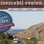 Website reisemobil-routen.de weiter aufgewertet