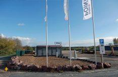 Rodgau Point heißt der neue Reisemobilhafen unweit der Autobahn A 3. (Foto: det)