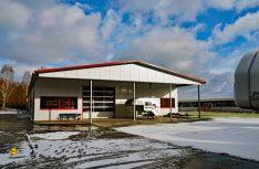 Kapazitätssteigerung: Mit Fertigstellung der neuer Produktionshalle kann Tischer ab sofort rund 200 Absetzkabinen für Pick-Ups pro Jahr herstellen. (Foto: det)