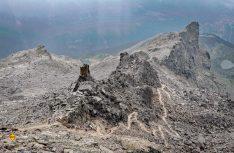Innerhalb weniger Minuten kann das Wetter im Val di Sole umschlagen und den unvorsichtigen Wanderer in Gefahr bringen. (Foto: Daniele Lira)