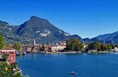 Perle am Garada-See: Riva del Garda. (Foto: Trentino-Tourismus)