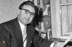 Firmengründer Philipp Kreis Anfang der 50er1 Jahre. (Foto: Truma)