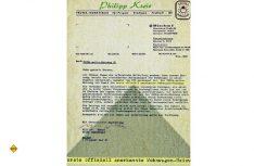 Der Deutsche Verband für Flüssiggas (VFG) und das Kraftfahrt-Bundesamt (KBA) erteilen 1961 der Truma-matic Freigaben als erste offizielle Wohnwagenheizung. (Foto: Truma)