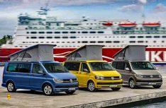 Auch der Volkswagen California ist von der werksseitigen Überprüfung des Bulli T6 betroffen. (Foto: Werk)