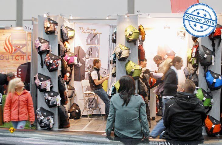 X-Over, Spezialist für Tragesysteme, Taschen und Rücksäcke erweitert sein Basissortiment um weitere 25 Taschen, die für den Breiten- und Spitzensport entwickelt wurden. (Foto: det)