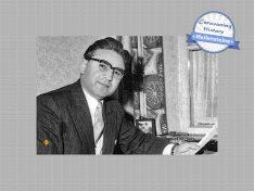 Firmengründer Philipp Kreis Anfang der 50er Jahre. (Foto: Truma)