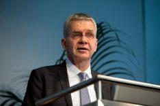 Professor Martin Lohmann hat für die FUR und den Herstellerverband CIVD die Reseanalyse 2018 durchgeführt. (Foto: Messe Stuttgart)