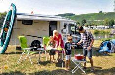 Unter dem Namen CUPE (Camping Unterstützung Projekt Europa) stellt Frankana ein Programm zur Zusammenarbeit von Campingunternehmer und dem ZUbehör-Fachhandel vor. (Foto: Frankana)