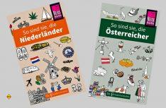 Humoristisch gegen Fremdenfeindlichkeit will der Reise Know How Verlag mit der Buchreihe Fremdenversteher angehen. (Foto Verlag)