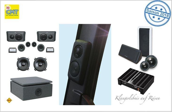 Für Luxusmobile auf Basis des Iveco Eurocarogo und MAN TGL bietet Jehnert Sound Design jetzt auch die passenden Sound-Pakete an. (Foto: Jehnert)