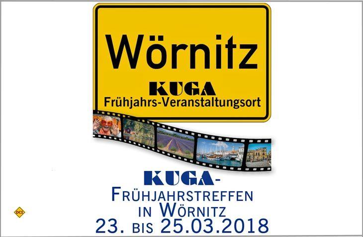 Der Womo-Reiseveranstalter Kuga-Tours lädt zum Informationstreffen 2018 nach Wörnitz ein. (Foto: Kuga)