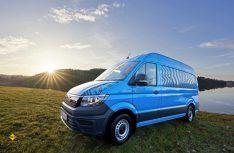 MAN-Vorschlag Nummer zwei: Freizeitmobil für Reise und Hobby mit herausnehmbaren Möbeln. (Foto: MAN)
