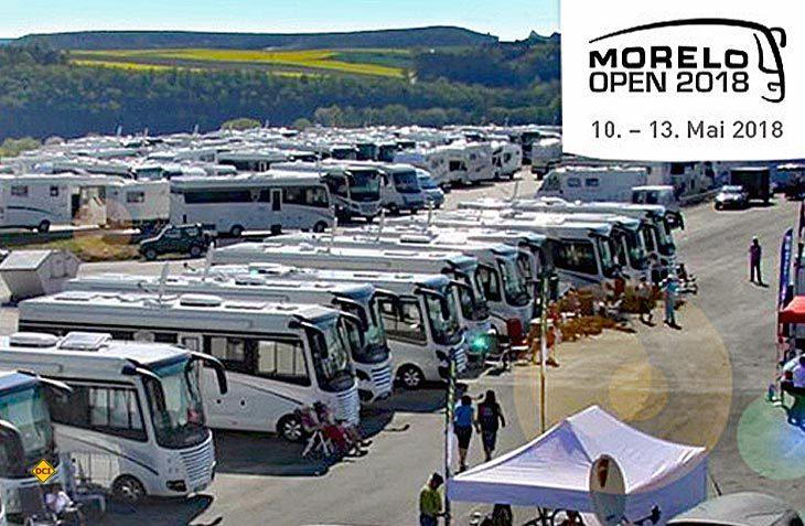 Auch 2018 wird für das Markentreffen Morelo Open in Schlüsselfeld wieder ein volles Haus erwartet.