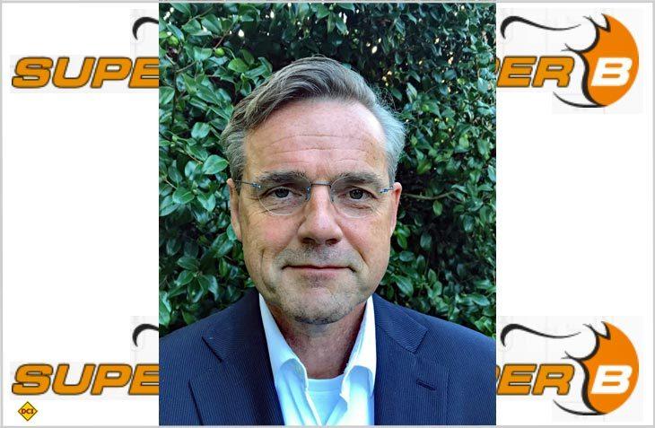 Henk Kleef ist seit Anfang Dezember neuer CEO beim Akku-Hersteller Super B im niederländischen Hengelo. (Foto: Super B)