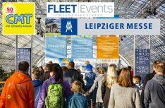 Knapp 60.000 Besucher konnte die Freizeitmesse Touristik & Caravaning 2017 in Leipzig verbuchen. (Foto: Fleet Events)