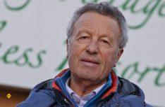 Präsident Livio Valentini. (Foto: Dolomiti Camping Village)