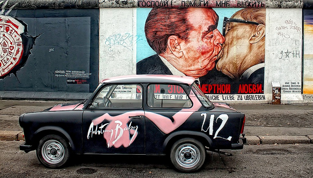 Berlin: Eine Stadt mit wechselvollen Geschichten. Und immer eine Reise wert... (Foto: PeterDargatz; pixabay)