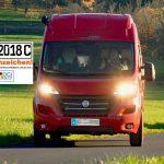 """WoMo-Konvoi 2018 engagiert sich für adäquaten Reisemobiltourismus – Initiative """"C-Kennzeichen"""" gestartet"""