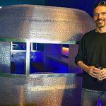 Makers baut weltweit ersten Wohnwagen mit 3D-Drucker