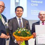 Der Deutsche Camping Preis 2018 geht an die Studie des Herstellerverbandes CIVD