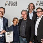Hymer erhält den German Design Award für den Exsis-i