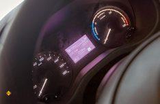 Zusätzliche Kältests in der Kältekammer frieren den eVito auf minus 23 Grad ein. (Foto: Mercedes-Benz)