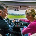 Pioneer Camper-Navi kommt als Topmodell für den Fiat Ducato