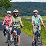 Vom Weserstein bis ans Meer – Der Weser-Radweg lädt ein