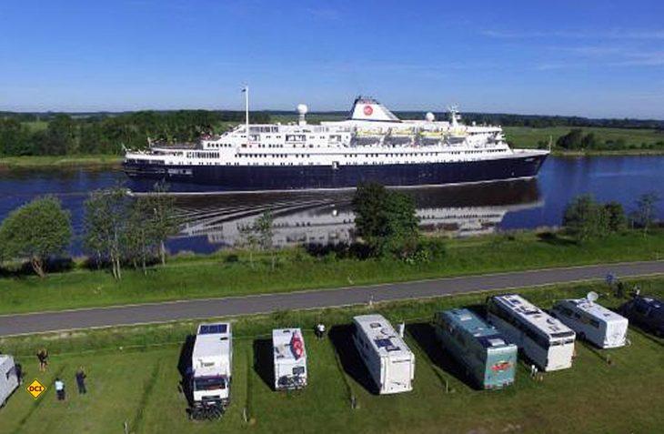 Am 16. März wird die neue Reisemobil-Saison am Stellplatz NOK in Hörtsen am Nord-Ostsee-Kanal mit einer Fete eröffnet. (Foto: Stellplatz NOK)