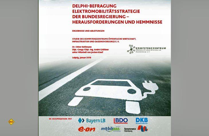 Delphi-Studie zur E-Mobilität zeigt: Entwicklung der E-Mobilität braucht klare Vorgaben. (Foto: BDO)