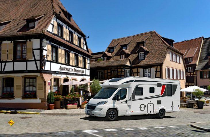 Der Herstellerverband CIVD meldet auch für Januar 2018 hervorragende Neuzulassungen von Freizeitfahrzeugen in Deutschland. (Foto: CIVD)