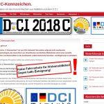 Initiative zum C-Kennzeichen ist gestartet – Gegen Diesel-Fahrverbote