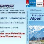 Exklusives Gewinnspiel – Mit dem Wohnmobil in die Französischen Alpen