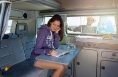 Der Grundriss des California ist Vorbild für die meisten Campingbusse geworden. (Foto: Werk)