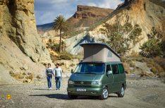 Frontantrieb und moderne Motoren: Der California auf dem VW T4 geht in die zweite Runde. (Foto: Werk)