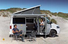 Die dritte Generation des California auf dem VW T5 wurde bei VW in Eigenregie konzipiert und gebaut. (Foto: Werk)