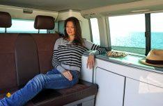 Luxus im Campingbus: Der VW California hat sich in Top-Ausstattung auch zum Statussymbol entwickelt. (Foto: Werk)