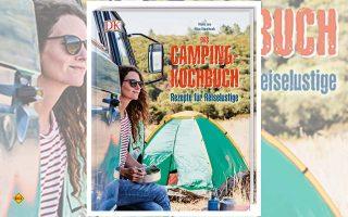 Ob mit Wohnmobil, Caravan oder Zelt – wer mobil unterwegs ist, weiß die interessante und abwechslungsreiche Rezeptsammlung aus dem DK-Verlag zu schätzen. (Foto: DK-Verlag)