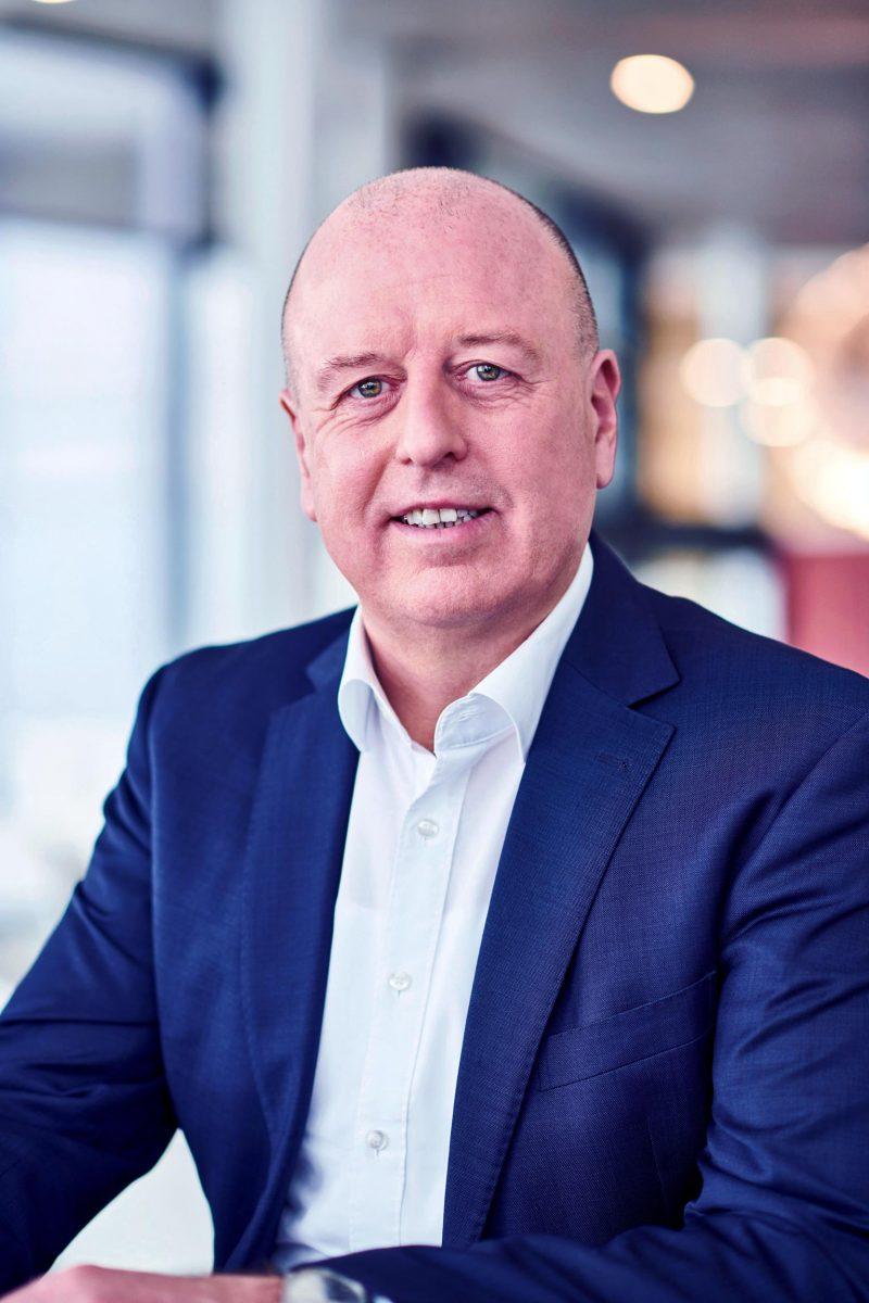 Martin Brandt ist Vorstandsvorsitzender der Erwin Hymer Group. (Foto: EHG)