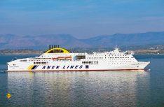 Anek Lines fährt Griechenland mit Camping an Bord an. (Foto: Anek Lines)
