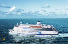 DFDS Seaways setzt ihre modernen Schiffe auch im Verkehr nach Großbritannien ein. (DFDS)
